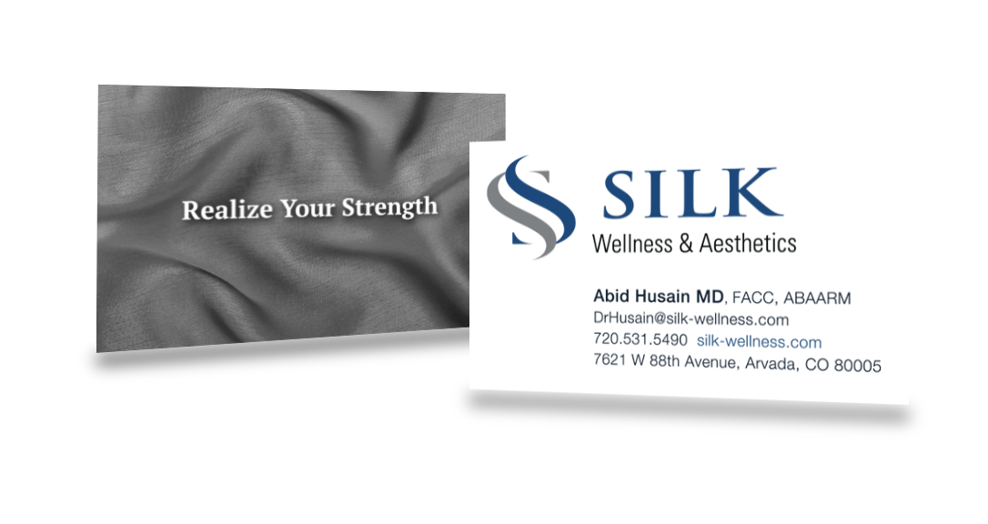 silk-business-card